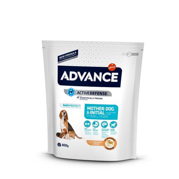 Advance Baby Protect Initial Для Щенков с Курицей и рисом (от 3 недель до 2 месяцев)