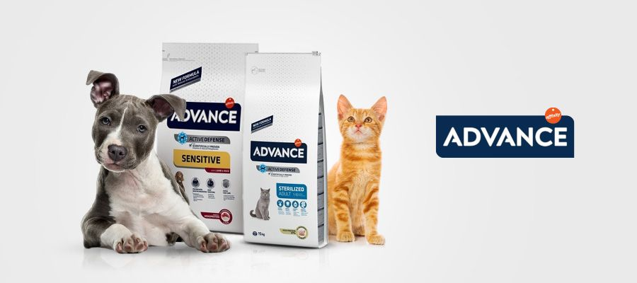 Advance для кошек и собак